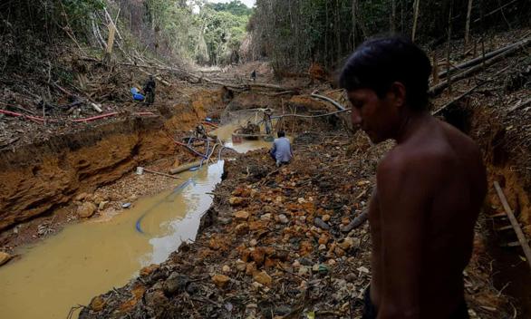 Dịch COVID-19 lan tới Amazon, đã có thổ dân đầu tiên mắc bệnh - Ảnh 3.