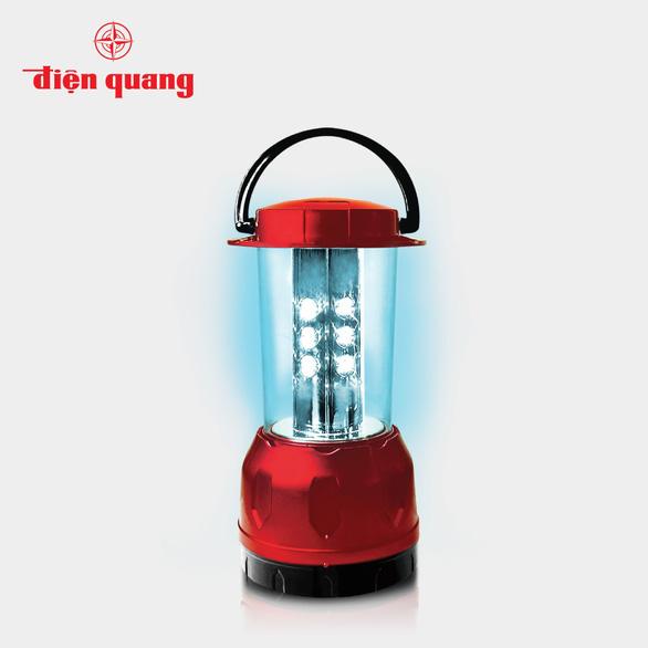 Điện Quang ra mắt sản phẩm đèn LED diệt khuẩn - Ảnh 1.