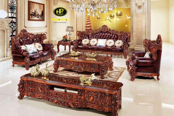 Hưng Phát Sài Gòn – thương hiệu nội thất sofa chất lượng hàng đầu tại Việt Nam - Ảnh 1.