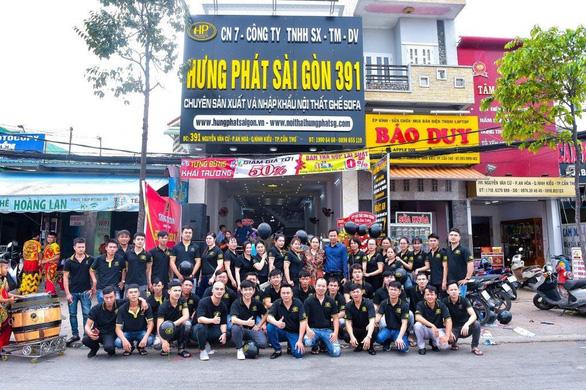 Hưng Phát Sài Gòn – thương hiệu nội thất sofa chất lượng hàng đầu tại Việt Nam - Ảnh 3.