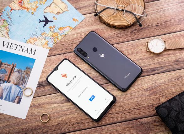 Điện thoại của Vingroup đang chiếm 16,7% thị phần tại Việt Nam - Ảnh 1.