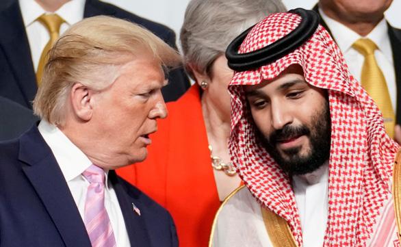 Hậu trường ông Trump can thiệp cuộc chiến giá dầu Nga - Saudi Arabia - Ảnh 1.