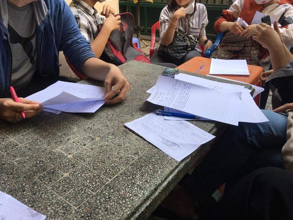 Nhóm IELTS Tuấn Quỳnh chỉ đăng ký hoạt động cấp… phường - Ảnh 1.