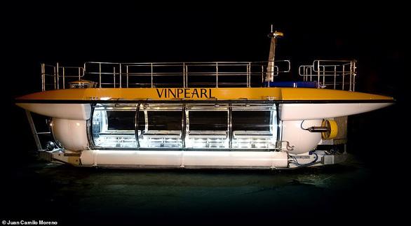 Tỉ phú Phạm Nhật Vượng mua tàu ngầm DeepView24 cho Vinpearl - Ảnh 5.