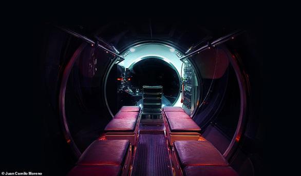 Tỉ phú Phạm Nhật Vượng mua tàu ngầm DeepView24 cho Vinpearl - Ảnh 3.