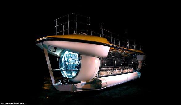 Tỉ phú Phạm Nhật Vượng mua tàu ngầm DeepView24 cho Vinpearl - Ảnh 1.