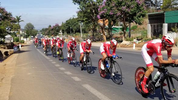 Cuộc đua xe đạp Cúp Truyền hình TP.HCM 2020: 200 triệu đồng cho chiếc áo vàng - Ảnh 1.