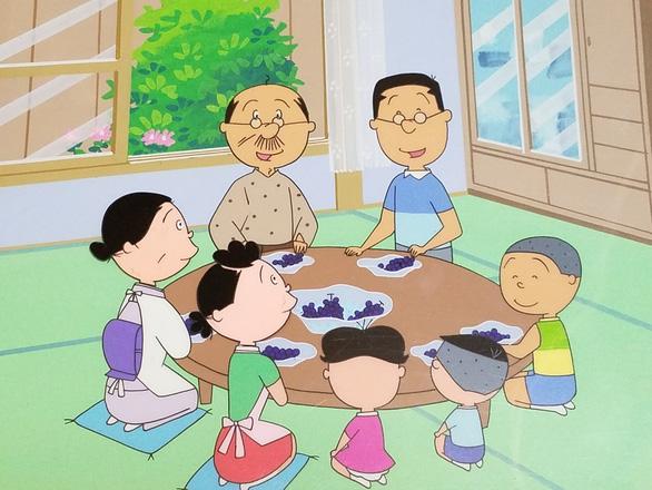 Sazae-san - Phim hoạt hình dài nhất thế giới ngừng phát tập mới vì COVID-19 - Ảnh 1.