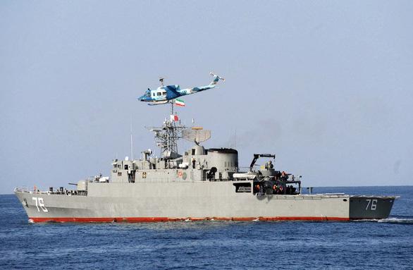 Hải quân Iran xác nhận tên lửa quân ta bắn quân mình, 19 người thiệt mạng - Ảnh 1.