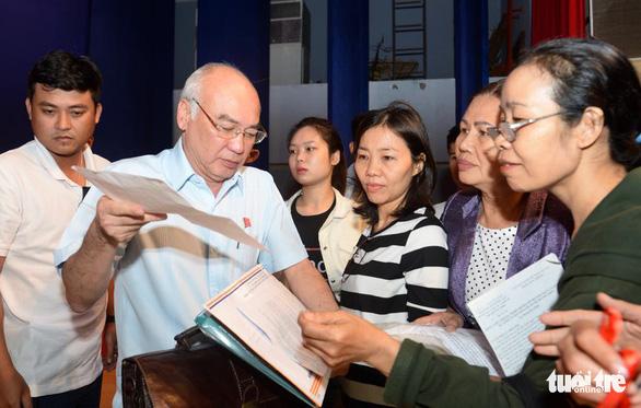 Vụ Thủ Thiêm: Dự kiến cuối tháng 5, Thanh tra Chính phủ sẽ đối thoại - Ảnh 1.