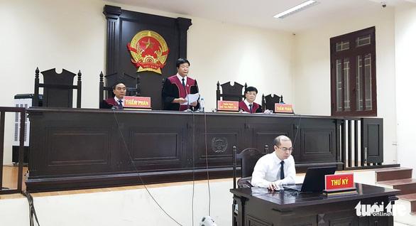 Hủy án sơ thẩm, kiến nghị khởi tố vụ Đường Nhuệ chiếm đóng Công ty Lâm Quyết - Ảnh 1.