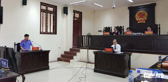 Đề nghị hủy toàn bộ bản án sơ thẩm có liên quan Đường Nhuệ - Ảnh 1.