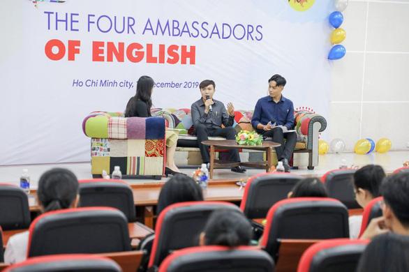 Điểm qua thế mạnh tiếng Anh của UEF mới biết vì sao nhiều bạn trẻ chọn trường - Ảnh 4.