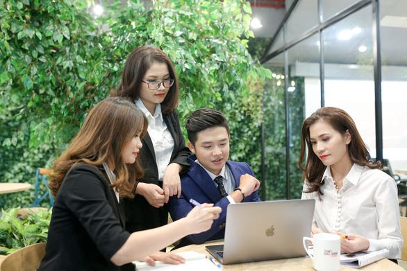 Prudential Việt Nam chi hơn 1 triệu USD để       huấn luyện khởi nghiệp trực tuyến - Ảnh 1.
