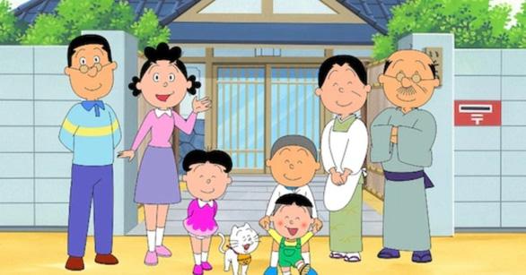 Sazae-san - Phim hoạt hình dài nhất thế giới ngừng phát tập mới vì COVID-19 - Ảnh 2.
