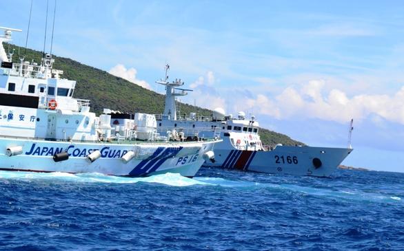 Nhật không để Bắc Kinh bắt nạt ở Hoa Đông