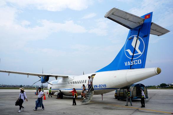 Bamboo Airways muốn bay đến Côn Đảo bằng máy       bay Airbus A319 - Ảnh 1.