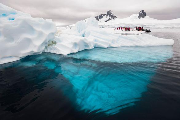 Nghiên cứu mới: Nước biển sẽ dâng cao hơn nhiều so với dự báo - Ảnh 2.