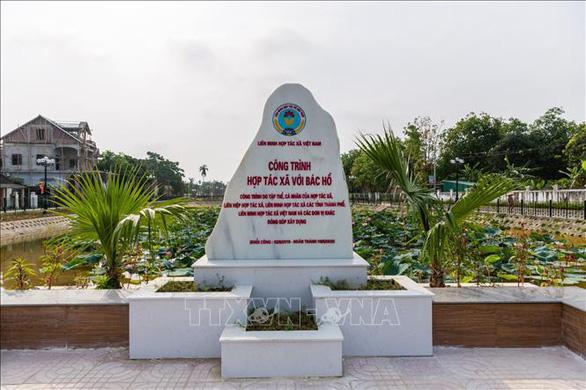 130 năm ngày sinh Chủ tịch Hồ Chí Minh: Ao Sen - điểm nhấn văn hóa du lịch trên quê hương Người - Ảnh 2.
