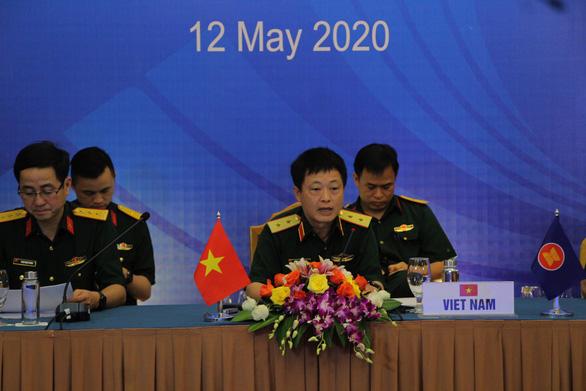 Diễn tập xử lý tình huống quân y ASEAN trong       phòng chống dịch bệnh - Ảnh 2.