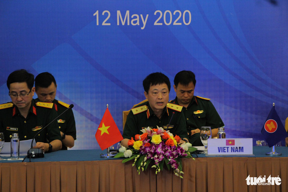 Đẩy mạnh hợp tác quốc phòng ASEAN trong bối cảnh dịch COVID-19 - Ảnh 3.