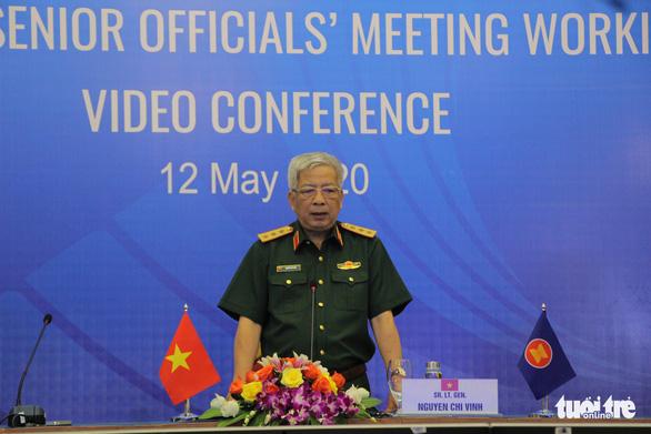 Đẩy mạnh hợp tác quốc phòng ASEAN trong bối cảnh dịch COVID-19 - Ảnh 1.