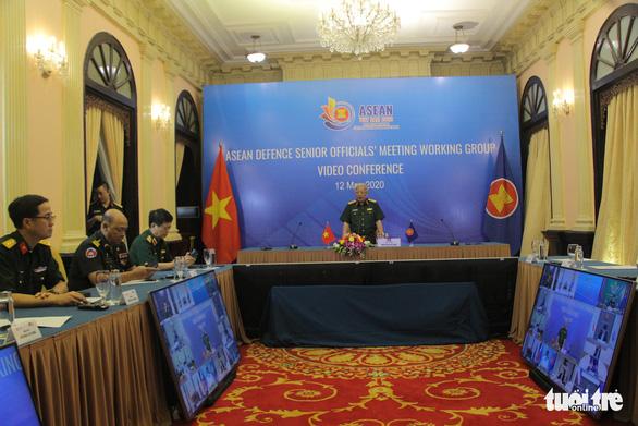 Đẩy mạnh hợp tác quốc phòng ASEAN trong bối cảnh dịch COVID-19 - Ảnh 2.