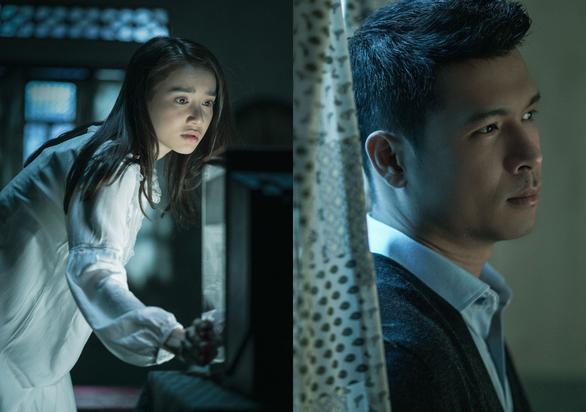 Nhã Phương đóng cặp Trương Thế Vinh trong phim giật gân Song song - Ảnh 3.