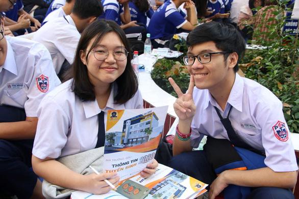 Đại học Gia Định: Học phí bình ổn mùa COVID-19 - Ảnh 1.