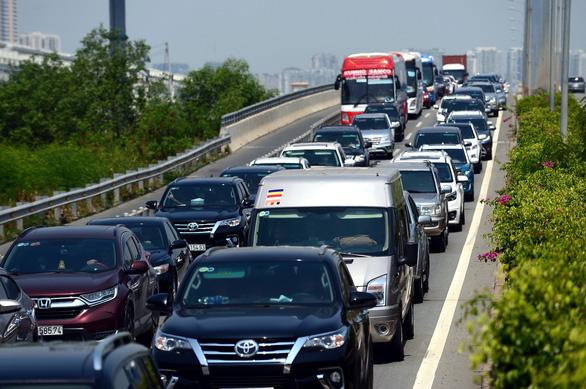Đồng Nai muốn mở rộng cao tốc TP.HCM - Long Thành - Dầu Giây lên 12 làn xe - Ảnh 4.