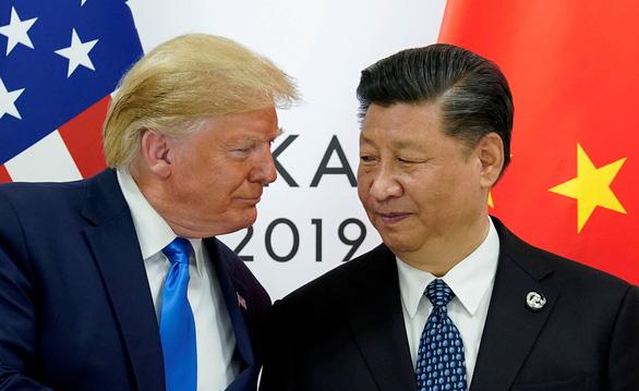 Ông Trump bác bỏ ý tưởng đàm phán lại thỏa thuận thương mại với Trung Quốc - Ảnh 1.