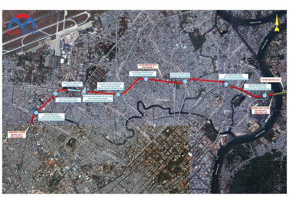 Xem xét báo cáo nghiên cứu tiền khả thi dự án metro số 5 giai đoạn 1 năm 2020 - Ảnh 1.