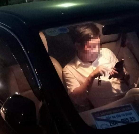 Yêu cầu trưởng Ban nội chính tỉnh Thái Bình báo cáo vụ lái xe gây tai nạn chết người - Ảnh 2.