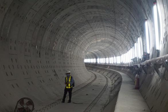 TP.HCM sẽ kiến nghị tháo gỡ thủ tục cho chuyên gia làm dự án metro - Ảnh 1.