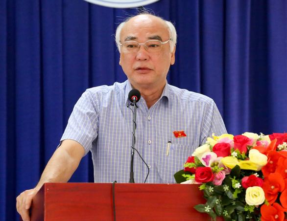 Cử tri TP.HCM đề nghị xử lý nghiêm việc sai lệch hồ sơ trong vụ án Hồ Duy Hải - Ảnh 2.