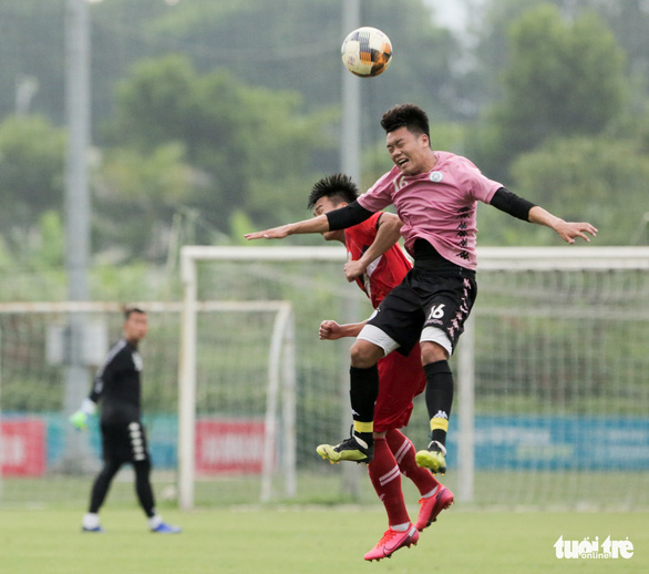 Văn Quyết ghi bàn đẳng cấp, Hà Nội FC thắng Viettel trong trận cầu 1 hiệp - Ảnh 3.