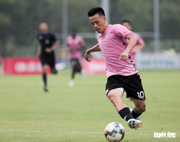Văn Quyết ghi bàn đẳng cấp, Hà Nội FC thắng Viettel trong trận cầu 1 hiệp - Ảnh 1.