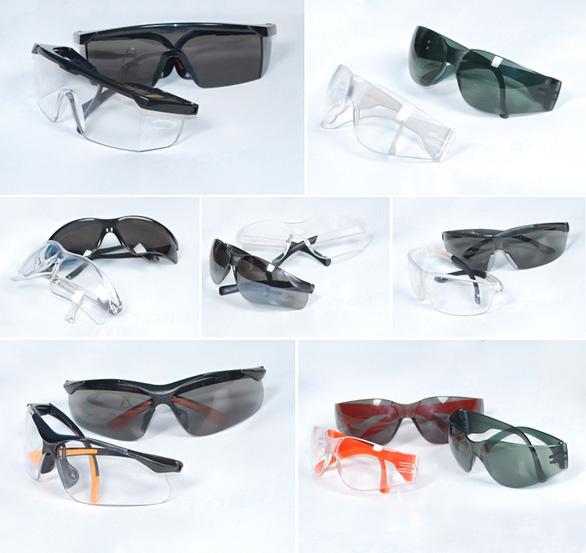 Mắt kính chống tia UV Double Shield - Ảnh 1.