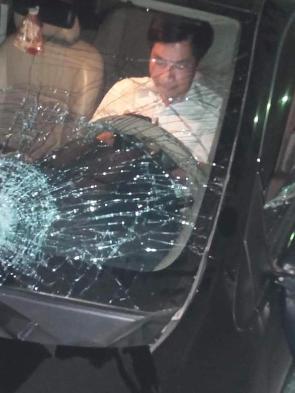 Khởi tố vụ án trưởng Ban nội chính Tỉnh ủy Thái Bình lái xe gây tai nạn chết người - Ảnh 1.