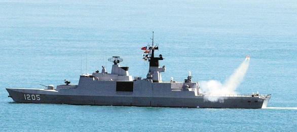 Pháp nâng cấp tàu chiến cho Đài Loan, Trung Quốc lên tiếng đe dọa - Ảnh 1.