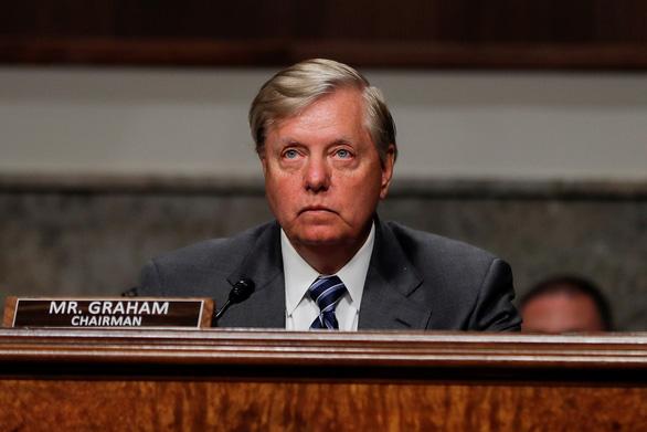 Nghị sĩ tại Thượng viện Mỹ đề xuất đạo luật trừng phạt Trung Quốc vì COVID-19 - Ảnh 1.
