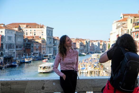 Thành phố Venise chuyển hướng vào du khách nội địa - Ảnh 1.