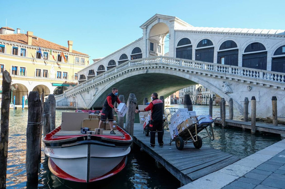 Thành phố Venise chuyển hướng vào du khách nội địa - Ảnh 2.