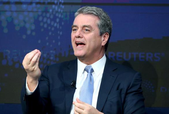 Tổng giám đốc WTO bất ngờ từ chức - Ảnh 1.
