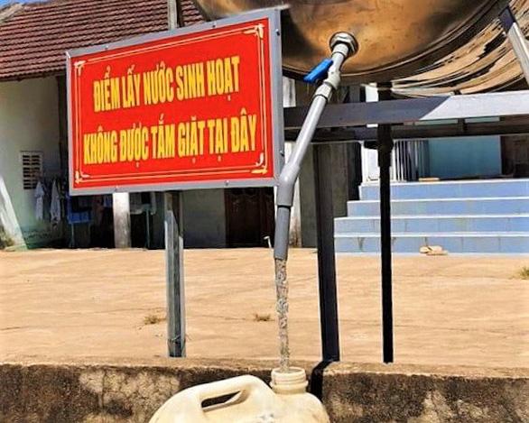 ATM nước nghĩa tình cho vùng khát nhất tỉnh Khánh Hòa - Ảnh 3.