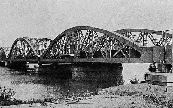 Bình Lợi - Cây cầu 3 thế kỷ: Bao cuộc bể dâu trôi qua cầu - Ảnh 3.