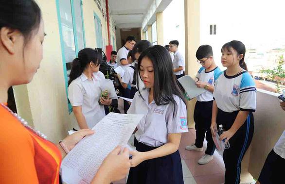 TP.HCM công bố kế hoạch tuyển sinh đầu cấp - Ảnh 1.