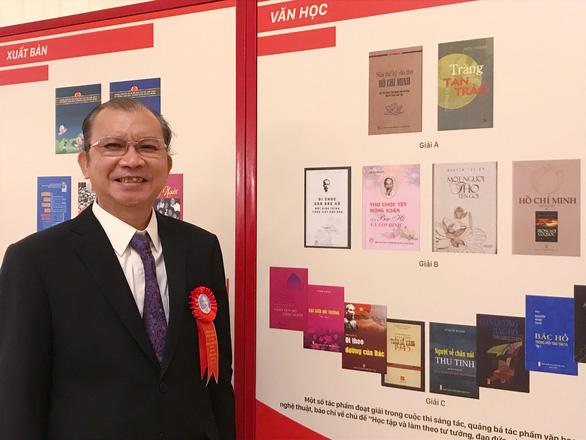 Công trình nghiên cứu di chúc Bác Hồ dưới góc độ ngôn ngữ học đoạt giải thưởng - Ảnh 1.