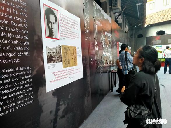 Đọc lại bài điếu Bác Hồ viết cho người chiến sĩ cách mạng hi sinh khi vượt ngục - Ảnh 5.
