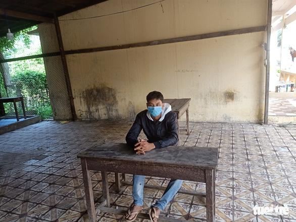 Thanh niên bỏ trốn khỏi khu cách ly ở An Giang đã ra trình diện - Ảnh 2.
